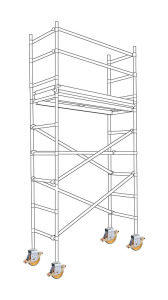 Aluminum Scaffold+HP12-768
