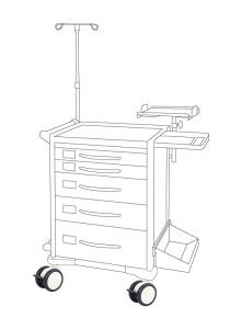 Medical-Trolley-(Plastic)+H322-768